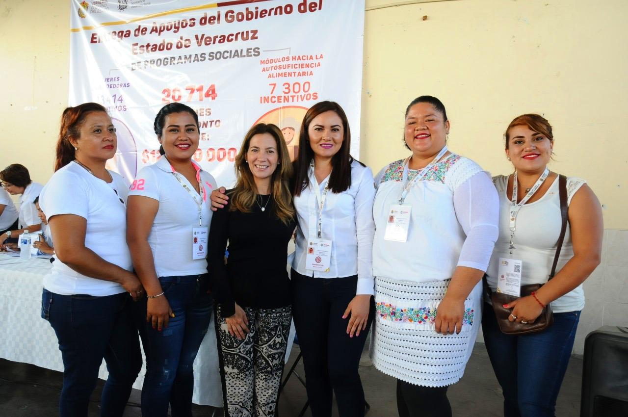 Mujeres Emprendedoras Y Módulos Alimenticios Apoyos Que